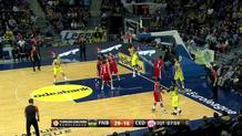 Vesely dunk