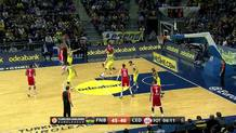 Jacob Pullen (Cedevita) three off the glass