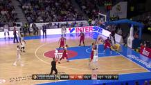 Nocioni buries three-pointer