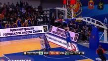 Zoran Dragic, fast break dunk