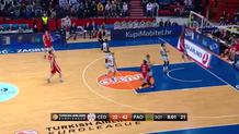 James White slam (Cedevita)