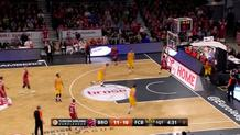 FC Barcelona Lassa at Brose Baskets Bamberg on February 4, 2016 (discrete) (id:dis_2, type:Made Shot)