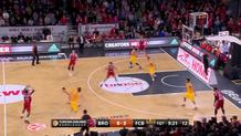 FC Barcelona Lassa at Brose Baskets Bamberg on February 4, 2016 (discrete) (id:dis_5, type:Made Shot)