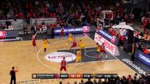 FC Barcelona Lassa at Brose Baskets Bamberg on February 4, 2016 (discrete) (id:dis_6, type:Made Shot)