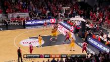 FC Barcelona Lassa at Brose Baskets Bamberg on February 4, 2016 (discrete) (id:dis_8, type:Made Shot)