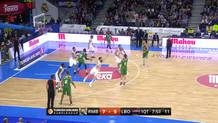 Fabien Causeur, three-pointer