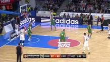 Sergio Rodriguez, corner three-pointer