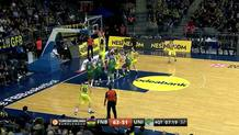 Jan Vesely (Fenerbahce) alley-oop
