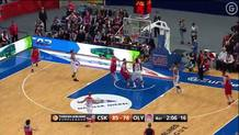 Milos Teodosic (CSKA) assist