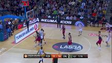 Edgaras Ulanovas, three-pointer