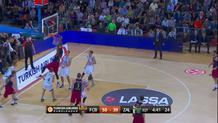 Shane Lawal, put-back slam