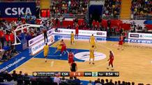 Kurbanov's three-pointer