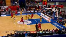 Teodosic seals it from downtown