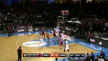 Sergio Rodriguez/Augusto Lima (Madrid) alley-oop
