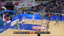 Ioannis Bourousis, three-pointer