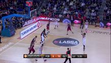 Georgios Printezis, three-pointer