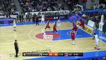 Augusto Lima (Madrid) basket-plus-foul