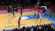Claver nothing but net