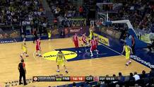 Vesely's monster dunk