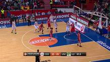 Nedovic faster than buzzer