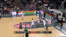 Jerome Randle (Zalgiris) assist