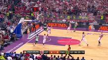 James Gist, alleyoop dunk