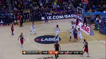 Ante Tomic, big basket