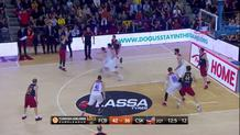 Juan Carlos Navarro, three-pointer