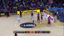 Vorontsevich to De Colo, assist