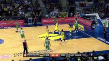 Darussafaka's high-low play