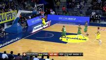 Udoh's defense leads to points