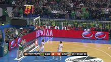 Diamantidis grabs steal and converts
