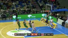 Nedovic fastbreak dunk