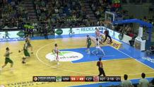Zvezda goes on fast break