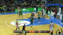 Cooley's big block on Micic