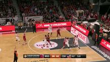 Teodosic cool triple