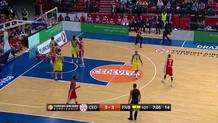 Jacob Pullen (Cedevita) basket-plus-foul