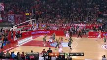 Olympiacos at the buzzer