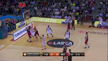 Ante Tomic, jump hook.