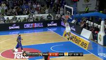 Sergio Llull, steal and dunk