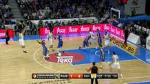 Sergio Llull, three-pointer