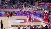 Ivan Lazarev, put-back slam in traffic