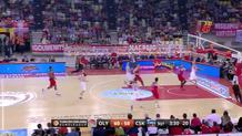 Kostas Papanikolaou, fast break layup