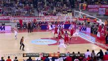 Andrey Vorontsevich, block on Spanoulis