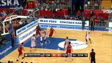 Teodosic creates for Hines