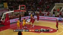Vezenkov beats the buzzer