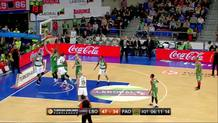 Darko Planinic (Laboral) dominates offensive glass