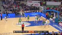 Diamantidis Ties The Game