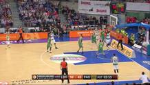 Dimitris Diamantidis -> James Gist (Panathinaikos )