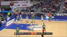 James Gist (Panathinaikos ) block